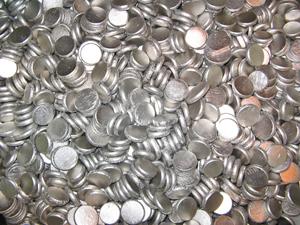 Metals: Nickel Plating Chips